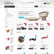 Exterior Design Responsive Magento Theme