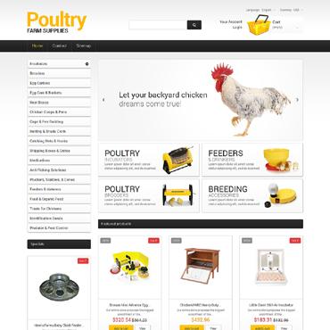 Poultry Farm Responsive PrestaShop Theme
