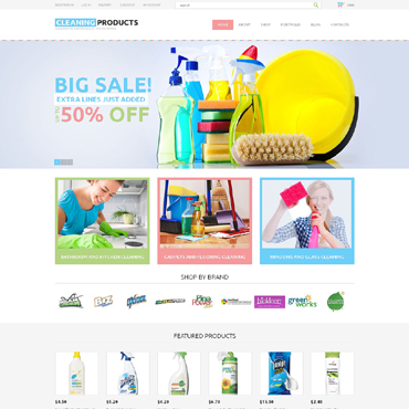 Cleaning Responsive Jigoshop Theme