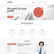 Marketing Agency Responsive WordPress Theme