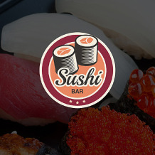 Sushi Bar Website Template