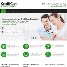 Bank Moto CMS HTML Template