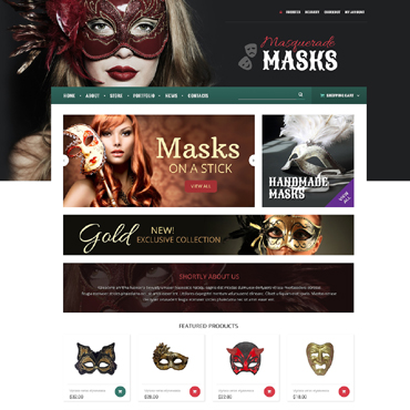 Holiday Responsive WooCommerce Theme