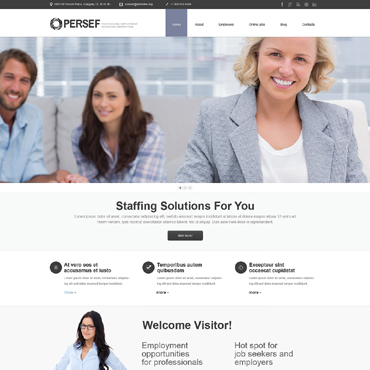 Public Relations Responsive WordPress Theme
