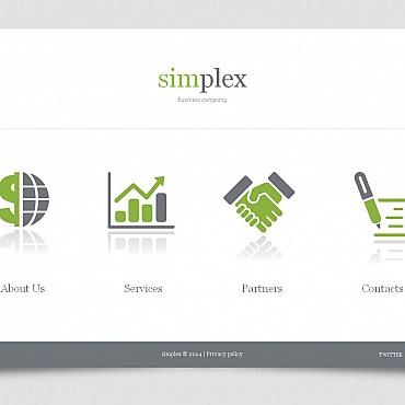 Business Moto CMS HTML Template