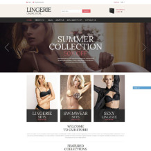 Lingerie Responsive Shopify Theme