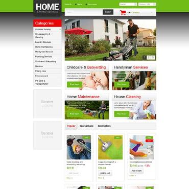 Maintenance Services Responsive PrestaShop Theme