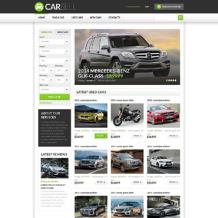 Car Dealer Responsive Website Template