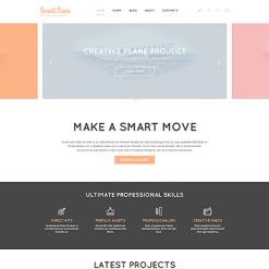 Web Design Responsive WordPress Theme
