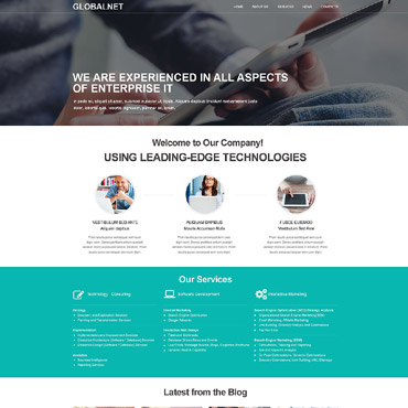 ISP Muse Template