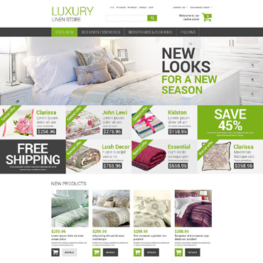 Home Decor Responsive Magento Theme