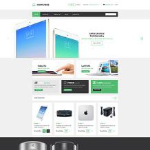 Computer Store Responsive VirtueMart Template