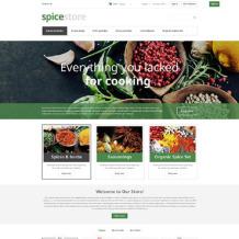 Spice Shop Responsive PrestaShop Theme