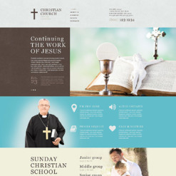 Christian Muse Template