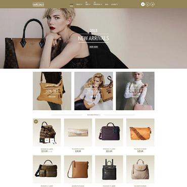 Handbag Responsive WooCommerce Theme