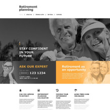 Retirement Planning Muse Template