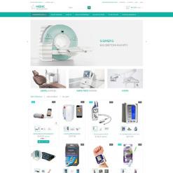 Medical Equipment Responsive PrestaShop Theme