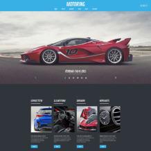 Car Responsive WordPress Theme