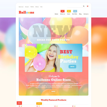 Entertainmnet Responsive WooCommerce Theme