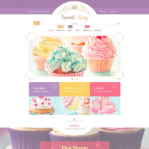 Sweet Shop Responsive Shopify Theme