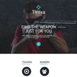 Shooting Responsive Newsletter Template