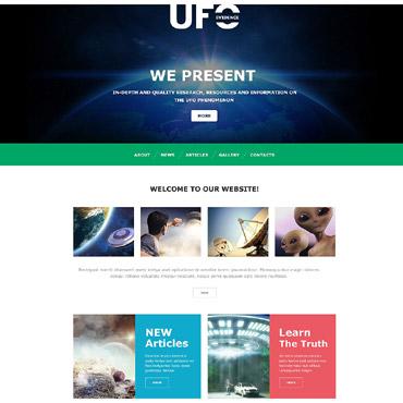 UFO Muse Template
