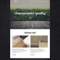 Flooring Responsive WordPress Theme