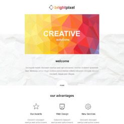 Design Studio Responsive Newsletter Template