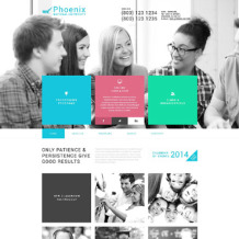 University Responsive WordPress Theme