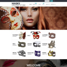 Entertainmnet Responsive Shopify Theme