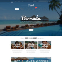 Travel Agency Responsive WooCommerce Theme