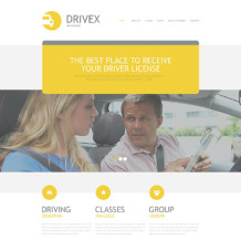 Traffic School Muse Template