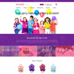 Entertainmnet Magento Theme
